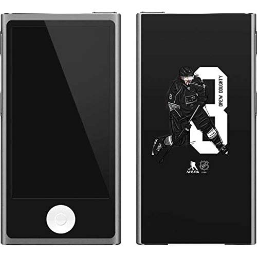 (Skinit NHL Los Angeles Kings iPod Nano (7th Gen&2012) Skin - Drew Doughty #8 Action Sketch Design - Ultra Thin, Lightweight Vinyl Decal Protection)