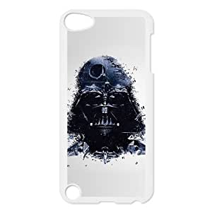 iPod 5 White Cell Phone Case HUBYLW1653 Star Wars Darth Vader Custom Phone Case