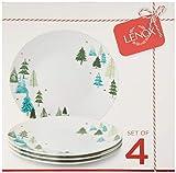 Lenox Balsam Lane 4-Piece Dinner Plate Set