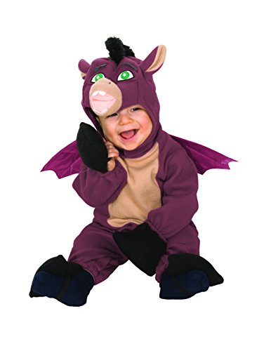 [Shrek Romper And Headpiece Dronkey, 6-12 Months] (Third Leg Costume)