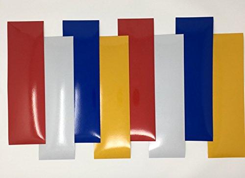 Qbc Craft Reflective Adhesive Vinyl Sheets 3.5