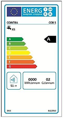 Cointra optima - Calentador optima cob5bx exterior 5l gas butano/gas natural clase de eficiencia: Amazon.es: Bricolaje y herramientas