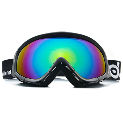 Snowboarding Goggles - 4