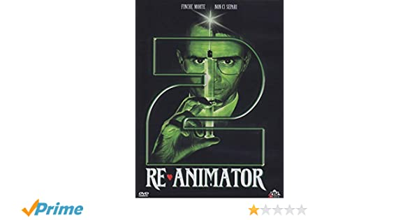 Re-Animator 2 (Dvd) [Italia]: Amazon.es: Bruce Abbott, Jeffrey Combs, Michael Strasser, Brian Yuzna: Cine y Series TV