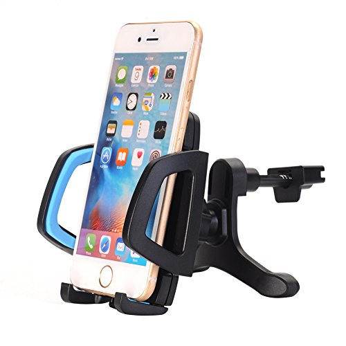 Car Mount,U-good Air Vent Car Phone Holder Cradle w/ Quick R