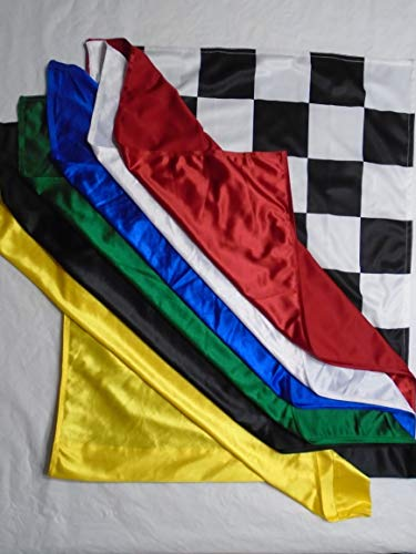 - Cuircon Nascar & Sports Flags Set Race-Track-Flags 24-Inch-x-30-Inch-Karting-Circuit-Flags-Outdoor-indoor