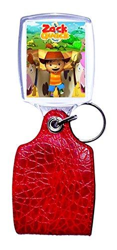 Llavero Rojo Zac y Quack: Amazon.es: Hogar