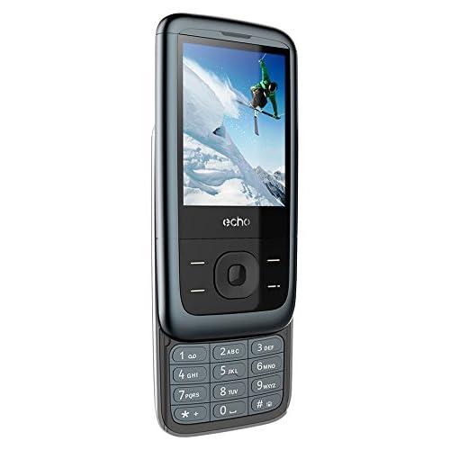 ECHO SLIDE Feature Phone - Bleu ardoise (32Mo)
