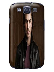 Fashionable New Style Patterned TPU Phone Cases/covers for Samsung Galaxy s3