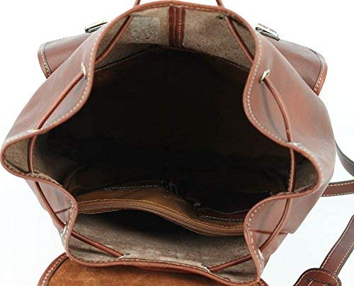 Cowhide Backpack 32543 Chocolat K Katana zwdqRgg