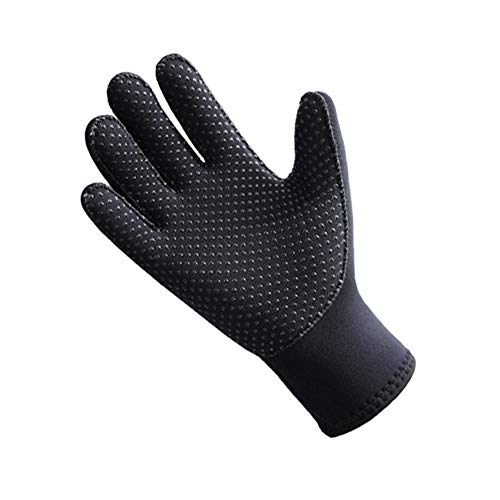DiNeop Neoprene Wetsuit Gloves Diving Scuba Gloves for Women Men Kids 3MM Sailing Thermal Gloves Comfortable Protection for Kayaking Paddling Snorkeling Swimming Surfing Spearfishing