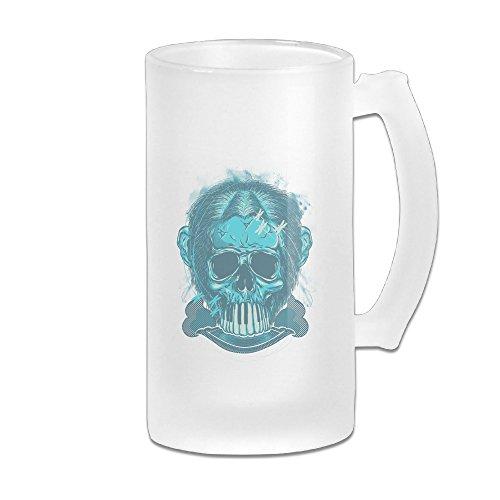 [DonSir Monkey Tabs Personalized Custom Beer Mug] (Pepsi Costume Halloween)