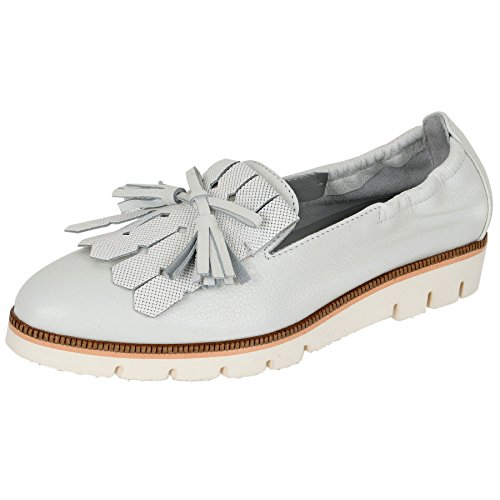 Maripe Slipper in weiß mp-24603-152047 Weiß