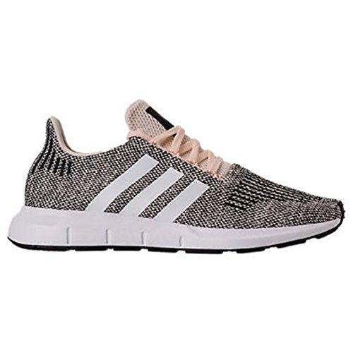 Adidas Heren Swift Loopschoen Ecru Tint / Wit / Core Zwart