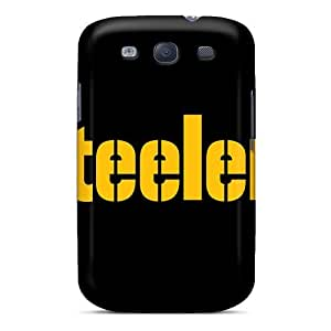 Excellent Galaxy S3 Case Tpu Cover Back Skin Protector Pittsburgh Steelers