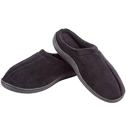 günstig-shoppen24 Women's Slippers brown brown Black PZRTC
