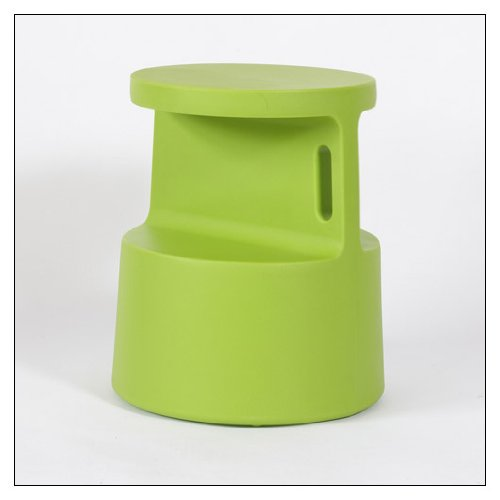 OFFI Tote Table, color = Green