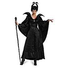 Disguise Women's Disney Maleficent Black Christening Gown Costume