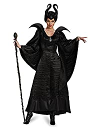 Disguise Women's Disney Maleficent Black Christening Gown Costume
