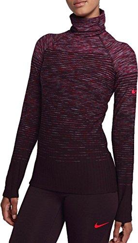 パウダー言及する沿ってナイキ トップス シャツ Nike Women's Pro HyperWarm Training Top RacerPink [並行輸入品]