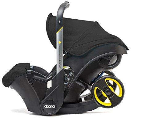 Doona Infant Car Seat Latch Base Night Black Us Version