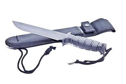 Amazon.com: Ontario Spec Plus Gen II SP45 cuchillo (Negro ...