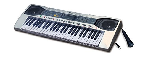 Electric Keyboard Electronic Microphone Recording