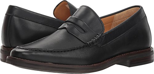 Sperry Men's, Gold Cup Exeter Penny Loafers Black 9 ()