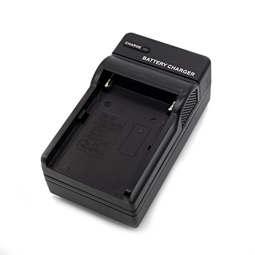HUEIYING Battery Charger for Sony NP-F550, NP-F750, NP-F960,