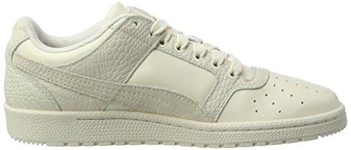 Puma Sky II Lo Color Blocked Lthr, Sneakers Basses Mixte Adulte Blanc (Whisper White-whisper White)
