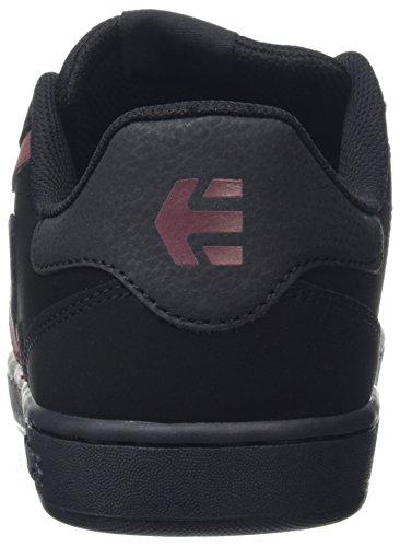 Scarpe Etnies Ls rosso skateboard Fader nero uomo da Nero U4Sc4zfOqR