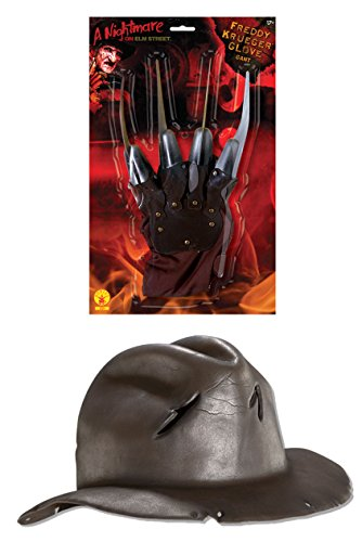 Rubie's Freddy Krueger Costume Accessory Kit, One -