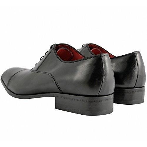 Exclusif Paris Fangio, Chaussures homme Richelieus