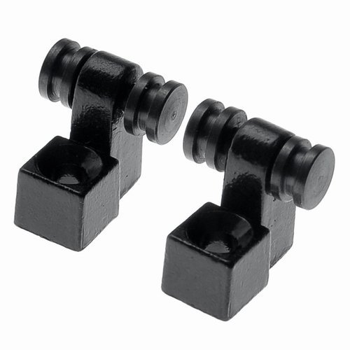 Greenten Chrome Roller String Trees Retainers,String Guides with Screws Replacement,1 Pair