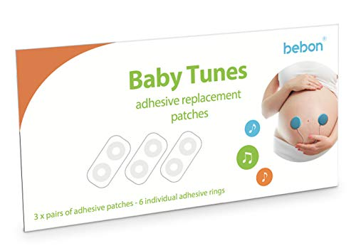 Best Review Of Replacement Adhesives for Baby-Bump Headphones - Baby Tunes Baby Bump Speaker (3 Pair...