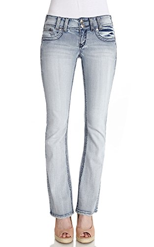 Juniors Belted Jeans - 9
