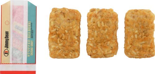 Jimmy Dean Stuffed Hash Browns 3.72 oz Pack of 24