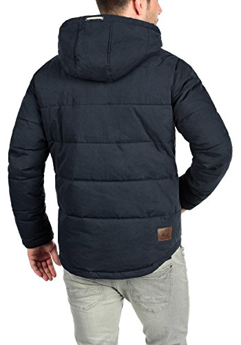 Insignia Da Solid Blue 1991 Invernale Giacca Uomo Jacket Dry waaISFqY