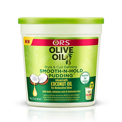 ORS Olive Oil Style and Curl Smooth-N-Hold Pudding (Organic Root Stimulator Lock & Twist Gel)