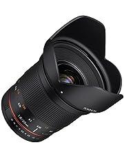 Rokinon - RK20M-E 20mm f/1.8 AS ED UMC Wide Angle Lens for Sony E-Mount