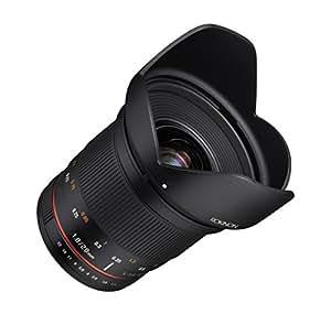 Rokinon 20mm f/1.8 AS ED UMC Wide Angle Lens for Sony E-Mount