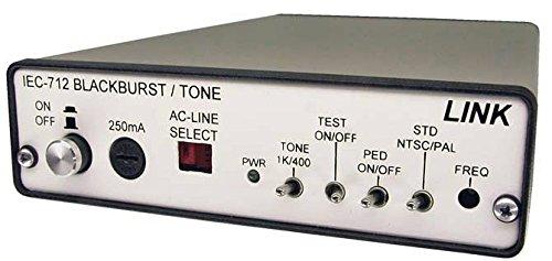 Link Electronics IEC-712 Master Blackburst Generator Pal-NTSC w- Tone ()