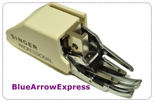 BlueArrowExpress Singer Professional Lock stitch (Lockstitch) Walking Foot- High - Lockstitch Singer