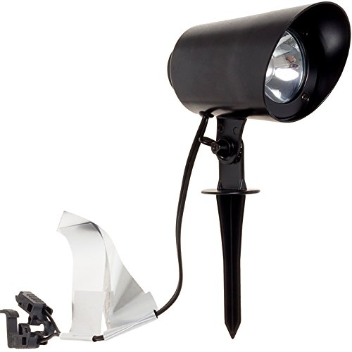 westinghouse-diecast-aluminum-warm-white-led-pathway-stake-spotlight-black