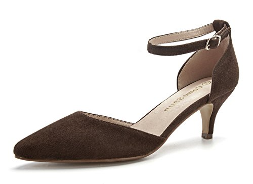 ComeShun Womens Sexy Pointed Toe D