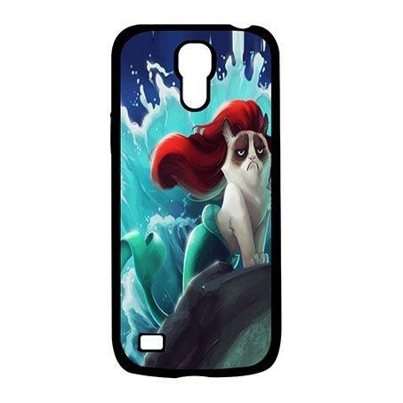[Samsung Galaxy S4 MINI Anti Slip Casing for Grumpy Cat] (Night Fury Costume For Cat)
