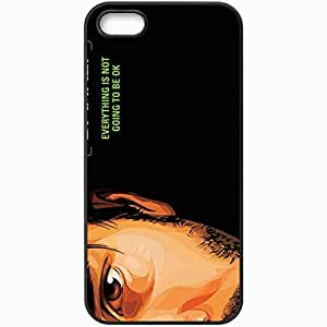 Personalized For HTC One M9 Phone Case Cover Skin A Scanner Darkly Keanu Reeves Bob Arctor face Movies Black