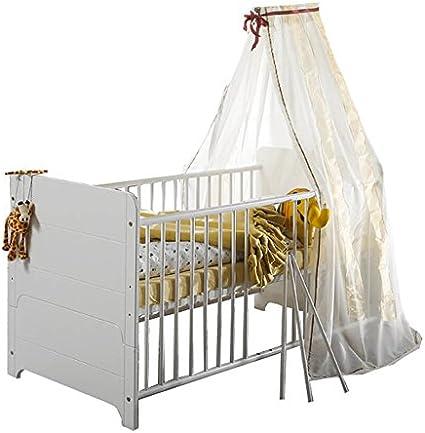 Baby espalderas cama Hannes 70 x 140 – Cama infantil (con ...