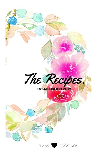 Blank Cookbook: Blank Cookbook 6x9 ( Recipes & Notes, Cookbook Journal, Cooking Journal, Cooking Notebook, Blank Cookbook Journal, Cooking Gift Series) (Volume 70) pdf