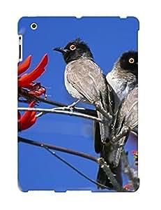 Awesome Gryrto-4348-akioxnf Ednahailey Defender Tpu Hard Case Cover For Ipad 2/3/4- Animal Bird